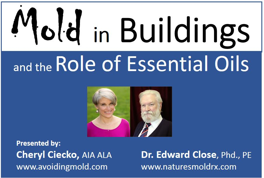 Mold in Buildings and the Role of Essential Oils