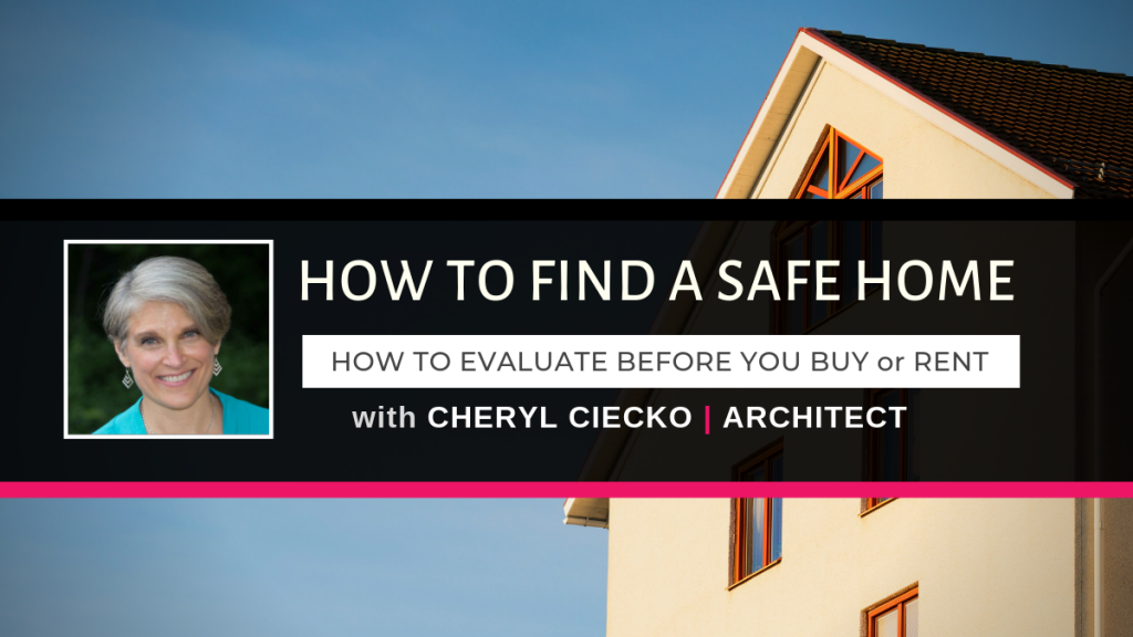 How to Find a Safe Home