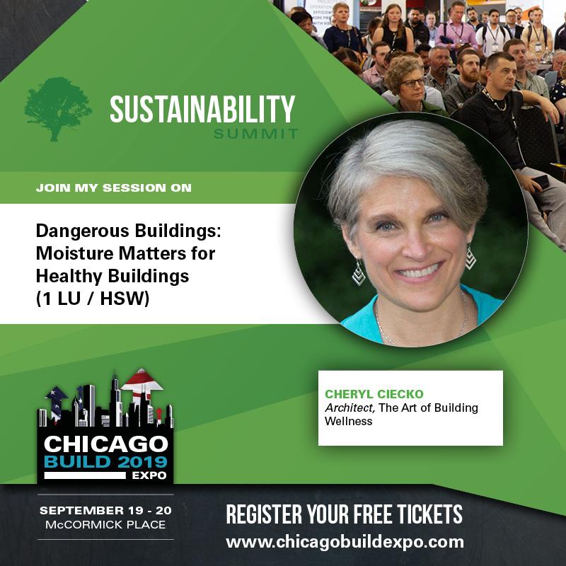 Dangerous Buildings: Moisture Matters for Healthy Buildings