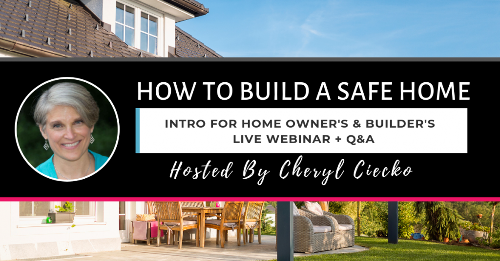 How to Build a Safe Home Banner