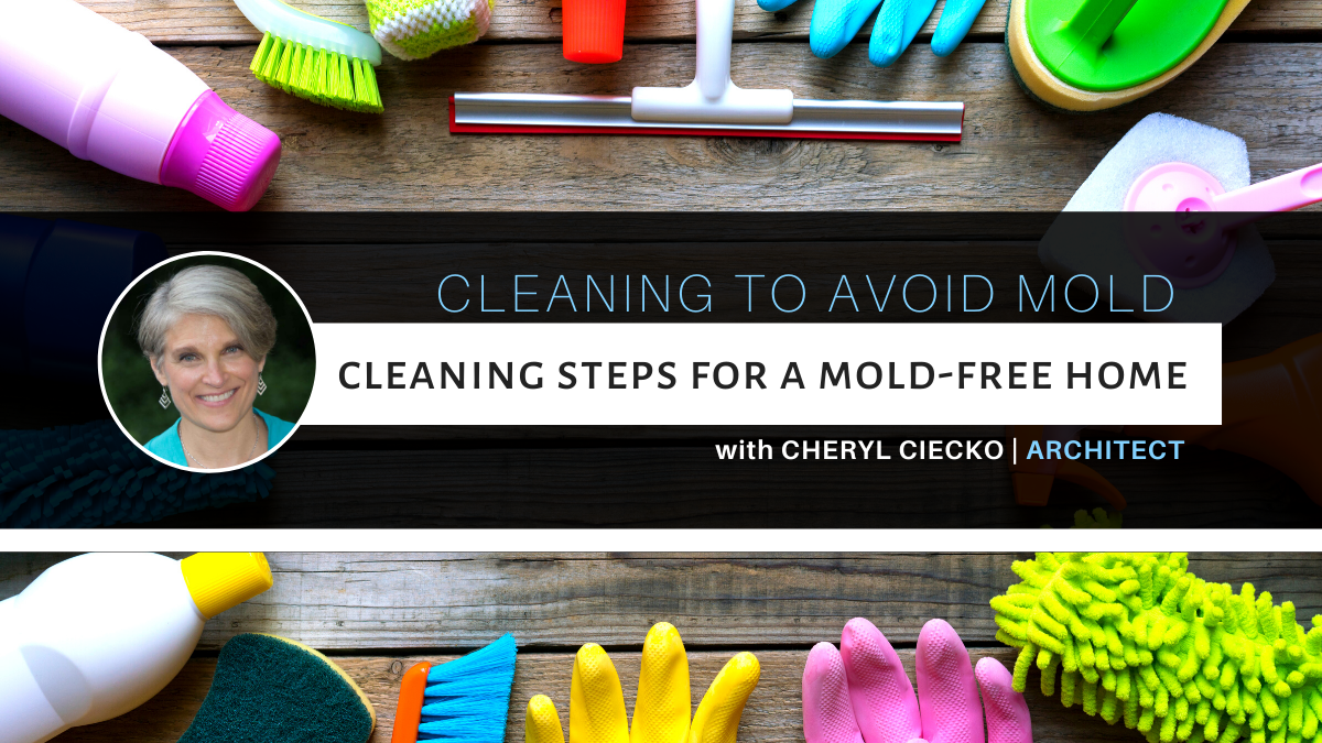 How To Clean To Avoid Mold